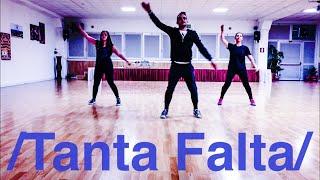 Tanta Falta - Bryant Myers - Energy And Fun - Dance-fitness