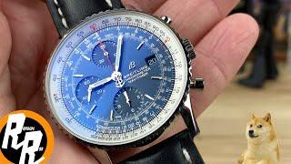 Breitling Navitimer 41mm Blue