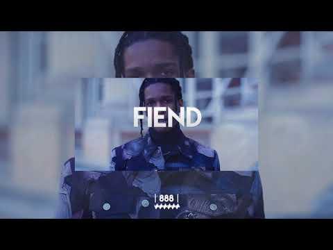 """[FREE] """"Fiend"""" ASAP Rocky x Lil Pump Dark Trap Type Beat"""