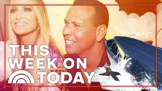 Man Is Swallowed By A Whale, Jay Leno Returns & Jennifer Lopez And Alex Rodriguez Engagement | TODAY