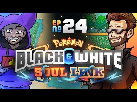 "Pokémon Black & White Soul Link Randomized Nuzlocke w/ ShadyPenguinn! - Ep 24 ""The New Team Arrives"""