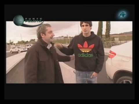 Punto Pelota con Javi Martinez del Athletic en Bilbao 2/2
