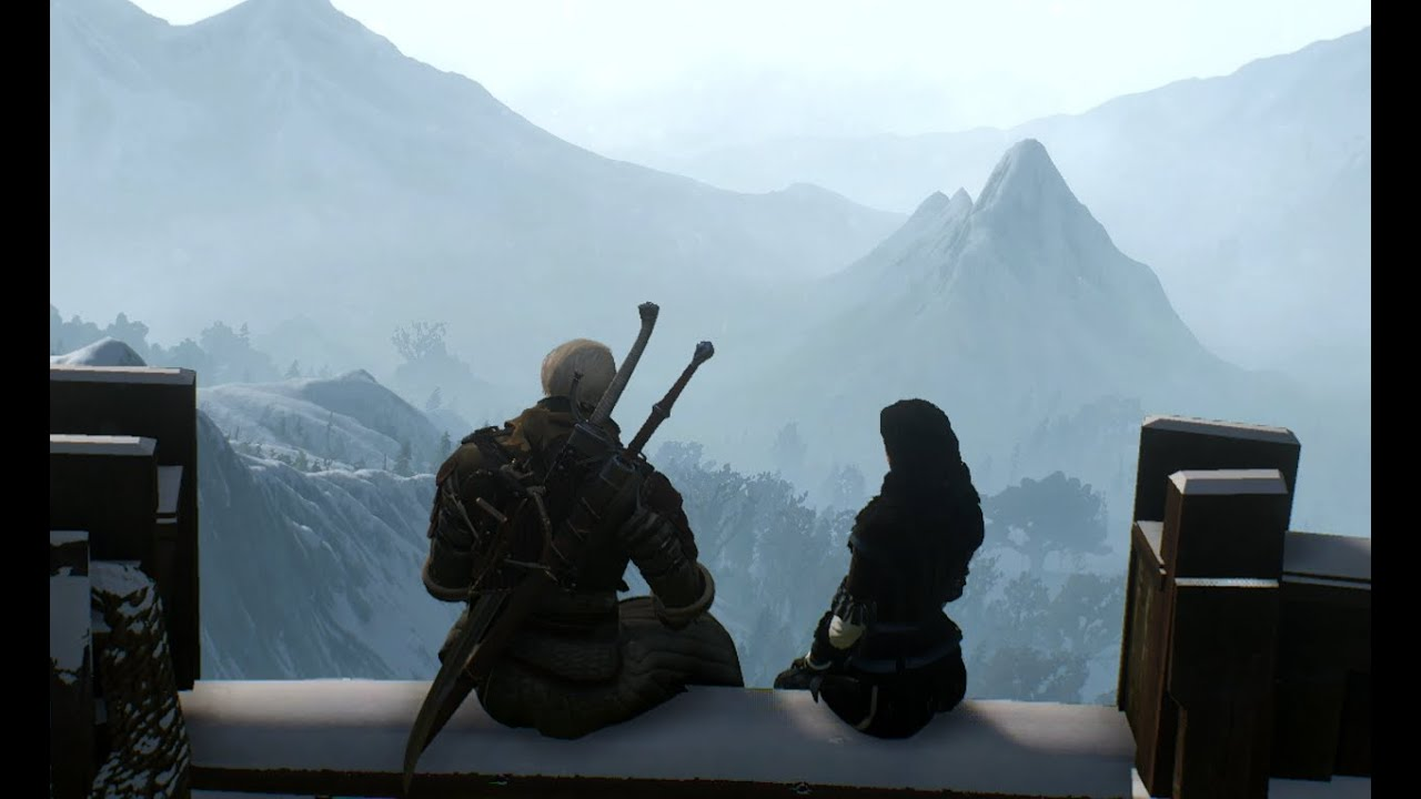 The Witcher 3 Sidequest Gameplay - The Last Wish Part 2 Dumping Yennefer - YouTube