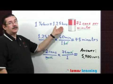 Grade 8 Math Short Constructed Response Sample Question - LumosTestPrep com  LumosLearning com - YouTube