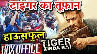Salman के Tiger Zinda Hai ने रचा इतिहास - Advance Booking का तहलका!!