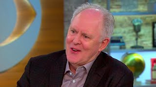 """John Lithgow talks """"Stories by Heart"""" on Broadway, """"The Crown"""""""
