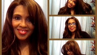 Zury Sis Lace Front Wig Clover FS4/30 -  6 Ways To Wear It  Extended Review