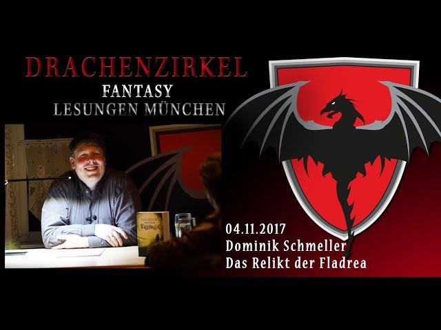 Lesung - DAS RELIKT DER FLADREA Dominik Schmeller - 04. November 2017