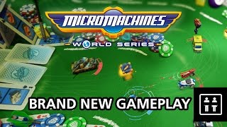 Micro Machines: World Series – Brand New Gameplay