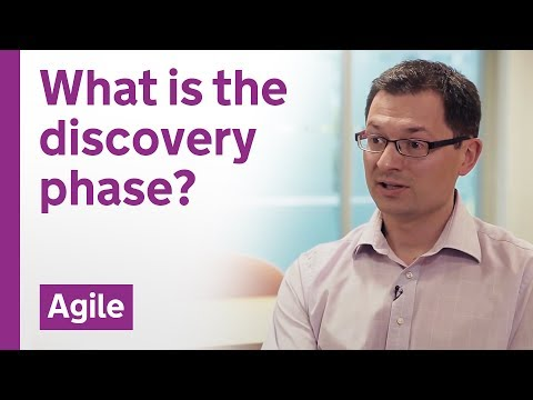 What is the discovery phase?