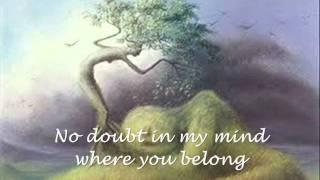 make you feel my love Bryan Ferry lyrics.wmv