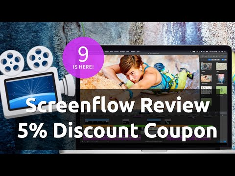 New Screenflow Review And Wirecast Coupon Codes 2019