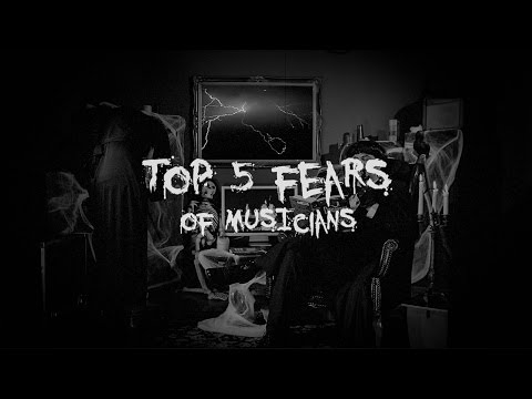 Top 5 Fears of Musicians | Chicago Music Exchange