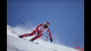 Picabo Street Olympic super-G gold (Nagano 1998)