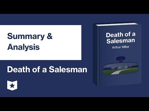Death of a Salesman by Arthur Miller   Summary & Analysis