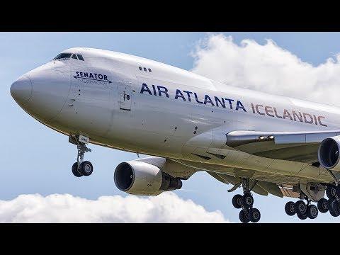 B747 Air Atlanta , Icelandic From NAIROBI , KENYA @ DONCASTER AIRPORT (UK)