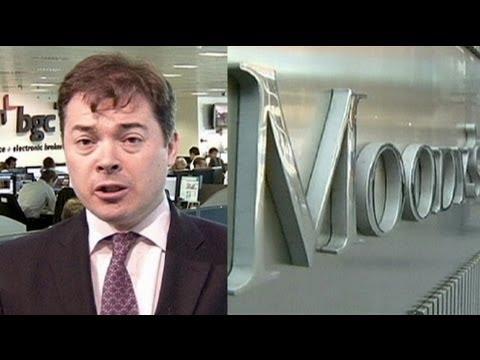 "Moody's'den Almanya'ya ""negatif"" haber"