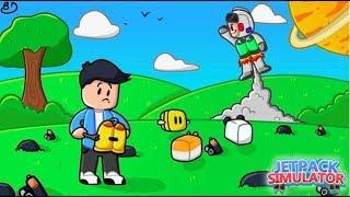 Jet pack simulator | ROBLOX w/ kingjoseph191 and Alex A