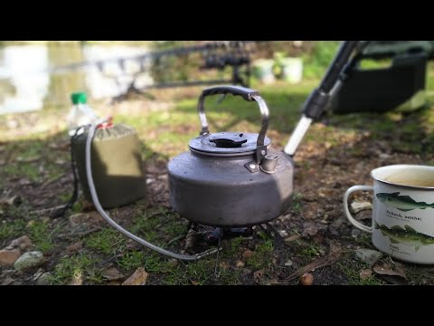 Cold Weather Carp Fishing Overnighter 29.10.18