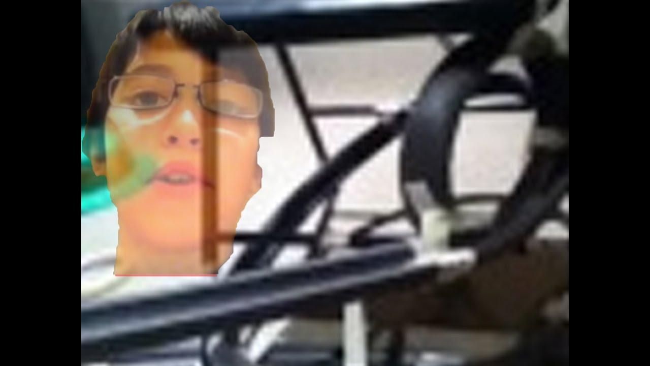 DIY School Pipe Insulation Roller Coaster - YouTube