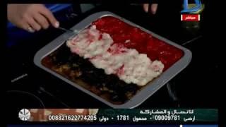 مطبخ دريم | طريقة عمل حلاوة المولد مع الشيف أحمد المغازي