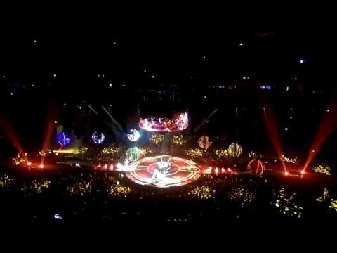 Muse- Supermassive Black Hole. Live