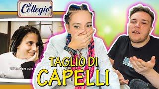 ILCOLLEGIO3: REACTION AL TAGLIO DEI CAPELLI!
