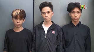 Bắt nhóm thanh niên dùng vũ khí nóng cướp tài sản tại Khánh Hòa | Tin nóng | Tin tức 141