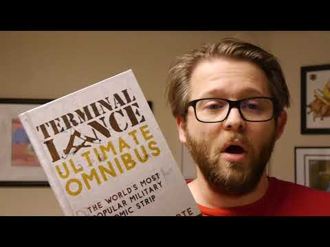 Comics Review: Terminal Lance: Ultimate Omnibus