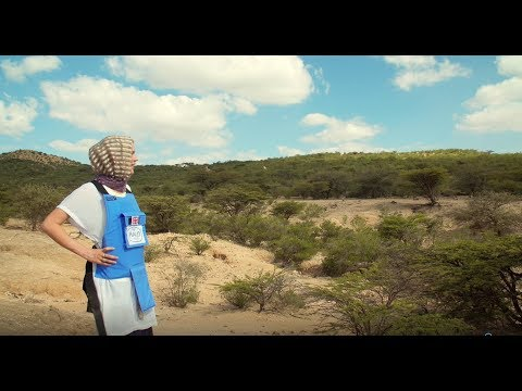 Somaliland: Joss meets with the charity, HALO Trust