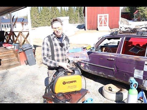 Test: Kemppi EVO 200, Aluminum And Steel Welding