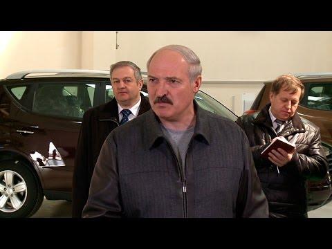 В Беларуси появился народный автомобиль собственной сборки - Лукашенко