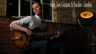 Sean Ahern- Solo Guitarist & Vocalist Entertainer