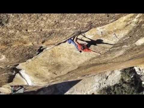 Updates From A Vertical World Two Climbers Spend Days Living - Two climbers scale 3000ft hardest route world