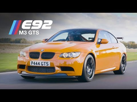 BMW E92 M3 GTS: The M3 Masterpieces Ep.4 | Carfection 4K