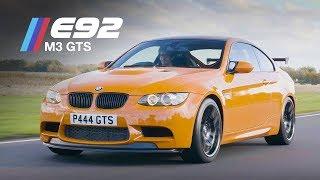 BMW M3 GTS Videos