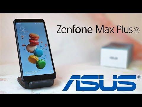 ASUS ZenFone Max Plus (M1) - есть только миг...