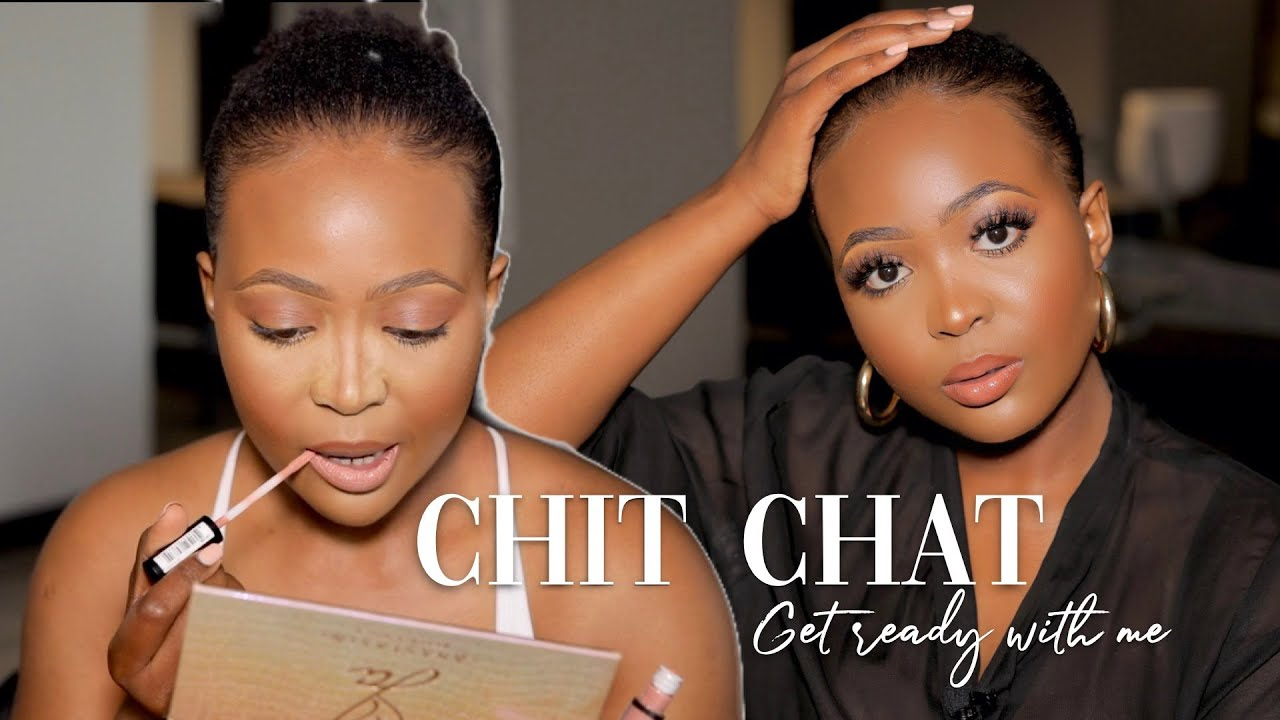 Chit Chat GRWM at my STAYCATION: GIVING UP MAKEUP ARTISTRY, MY SKIN??? + MORE