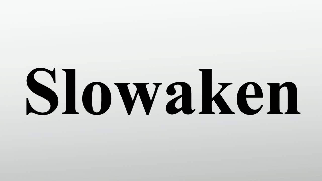 Slowaken