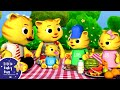 Finger Family - Cat Family   Little Baby Bum   Nursery Rhymes for Babies   ABCs and 123s