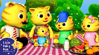 Finger Family - Cat Family | NEW VIDEO | Nursery Rhymes | HD Version