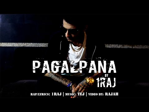 Pagalpana | 1RAJ | Official Video | Latest Hindi Rap | 2018