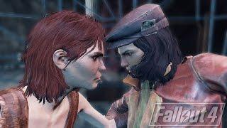 Piper vs Cait - Fallout 4