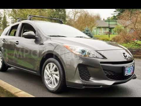 2013 Mazda Mazda3 I Touring 54K Automatic 1 Owner 38 MPG Corolla For Sale  In Milwaukie, OR