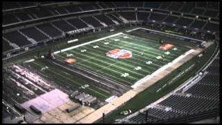 AT&T Stadium Field Turnover