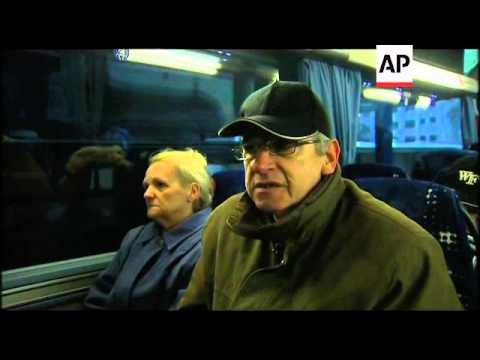 Bosnians enjoy new visa-free travel in Europe