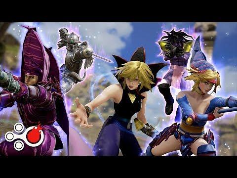 Soul Calibur 6: 100 Anime Created Characters