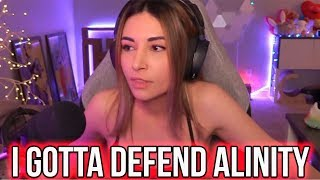 I Gotta Defend Alinity. Yes I'm Serious.