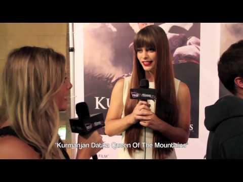 Chloe Hurst,  Kurmanjan Datka Queen of the Mountains,  Abigail Fraher