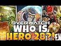 OVERWATCH WHO IS HERO 28?! OVERWATCH BRAND *NEW* NEWS!!